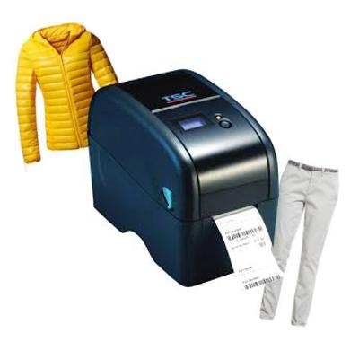 Impresoras Textiles para Etiquetado en Poliamida y Nylon