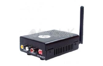 Transmisor Vía Radio 5,8 GHz