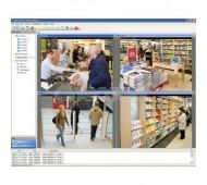 Software videovigilancia Axis Camera Station Base Pack 4 channels ES