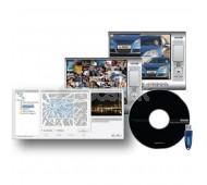 Licencia de NUUO Software profesional NVR IP para videovigilancia