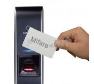 Control de accesos y horario por tarjeta y huella Suprema BioEntry