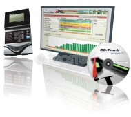 Control horario de empleados tarjeta RFID NET-Time CST34X (KIT con software)