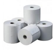 Caja de 12 rollos de papel térmico de 58 x 23 mm para impresora Q2