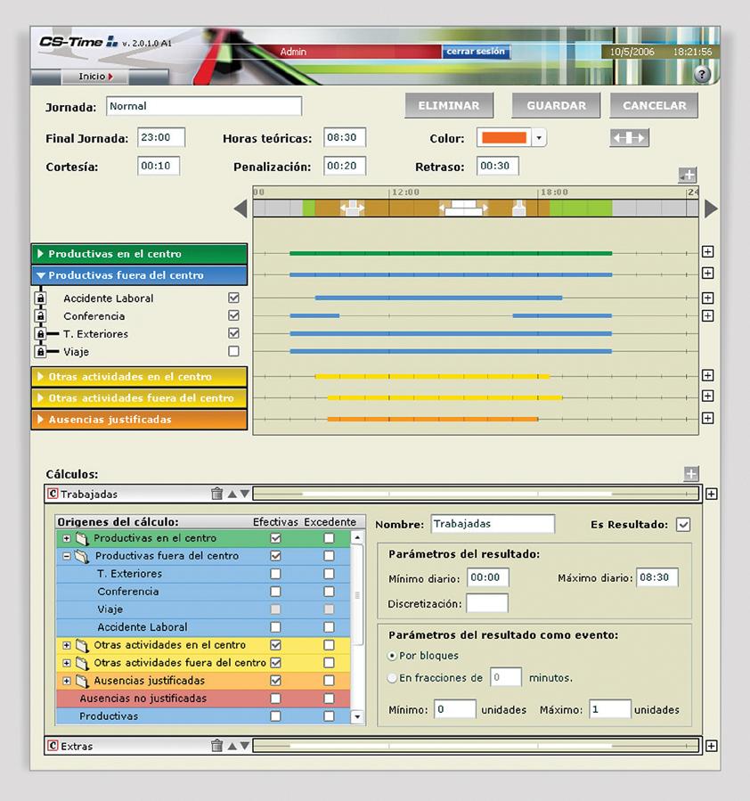 Control Horario CS-Time
