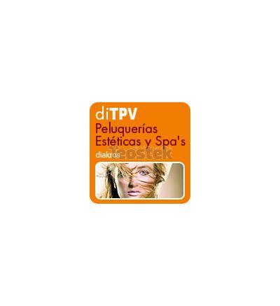 DiTPV Programa para Peluquerias y Estética