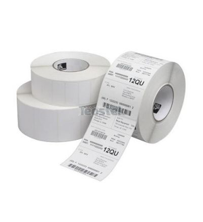 Rollos de Etiquetas Adhesivas Papel Transferencia Termica para impresoras GODEX industriales