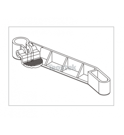Label Roll Guide Kit para Godex EZ-2200 Plus / EZ2050 / EZ2250i (203 ppp)