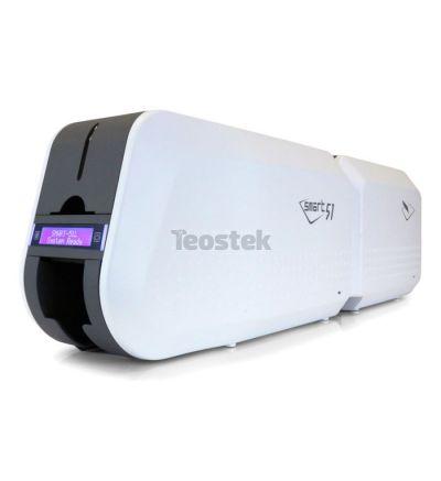 IDP Smart 51L - Impresora y Laminado de Tarjetas PVC