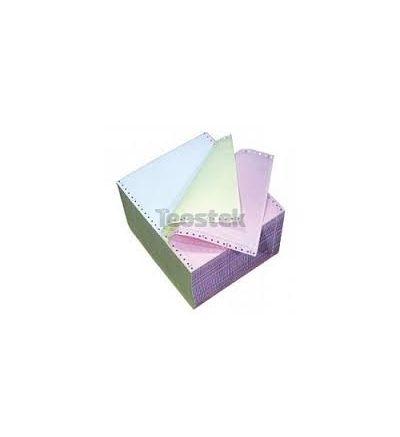 Caja 500 hojas de papel tracción para Star DP-8340 - 114 x 203 mm (original  + 2 copias )