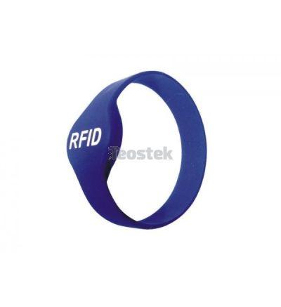 Pulsera de silicona RFID - 125 KHz.