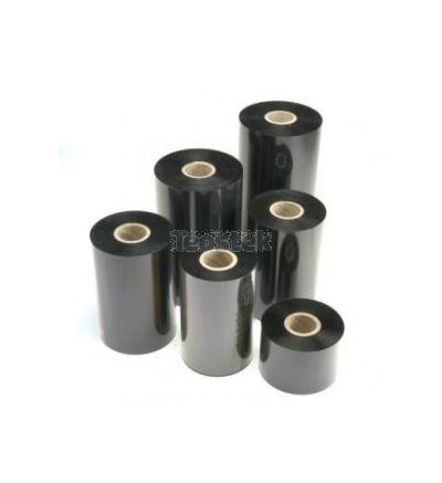 Ribbon PREMIUM (mandril de 1 pulgada) M1P. Impresoras de 101 mm ancho. Compatible impresoras Zebra GT800, ZT220