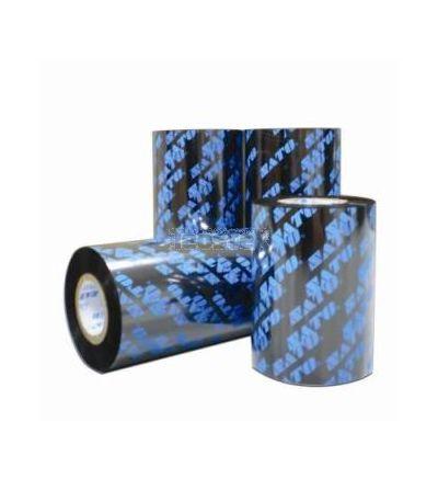 Ribbon Original SATO (mandril de 1/2 pulgada y 1 pulgada) para impresoras Series WS4