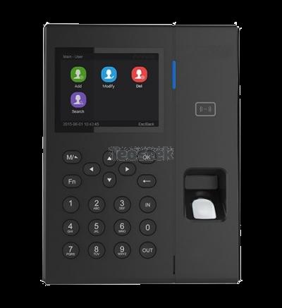Equipo Completo de Control Horario -LG-SCANPEK AVANT-2C con WIFI