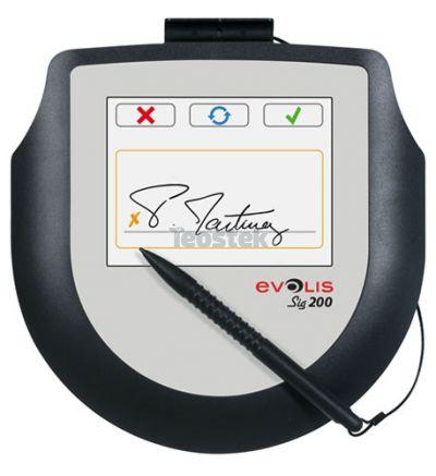 Bundle - Terminal de firma digital Evolis Sig200 + signoSign/2