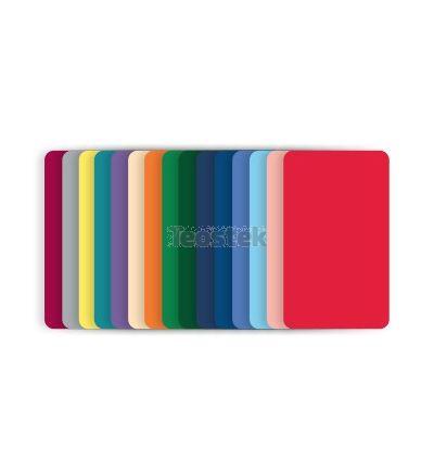 Tarjetas PVC de colores para impresoras de tarjetas