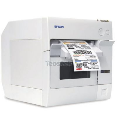 Epson TM-C3400 - Impresora de Etiquetas a Color