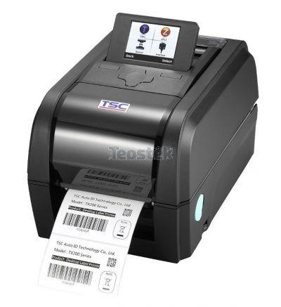 TSC TX200 con pantalla a color - Impresora de etiquetas