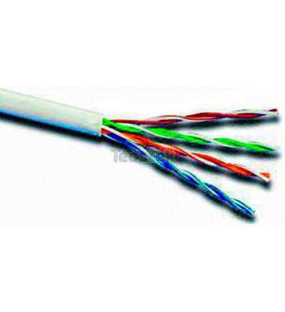 Cable UTP de 4 pares categoría 5e, Libre de Halógenos (HF)