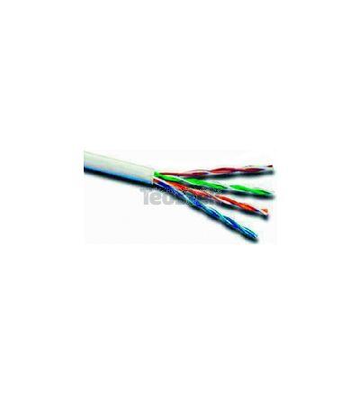 Cable UTP de 4 pares categoría 5e, PVC-1000