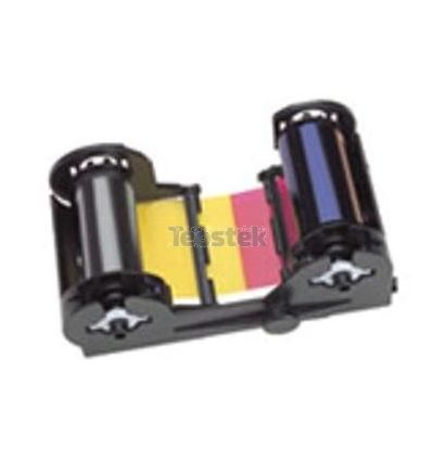 Cinta color 5 paneles YMCKO para impresora Nisca PR-C101