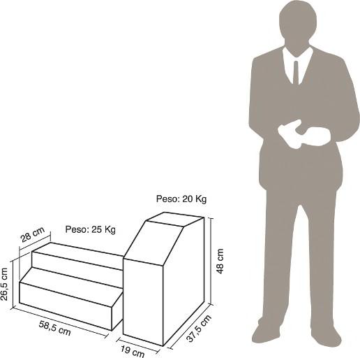 Dimensiones Cashkeeper ck1000